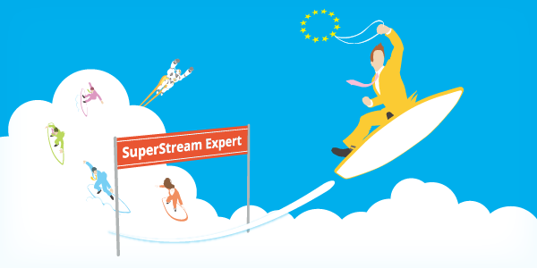 SuperStream技術者認定制度