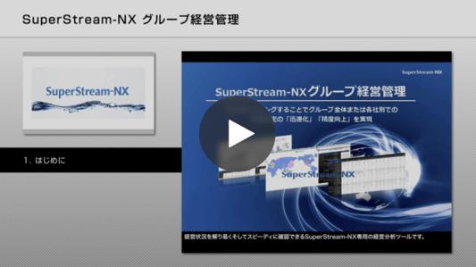 SuperStream-NX グループ経営管理