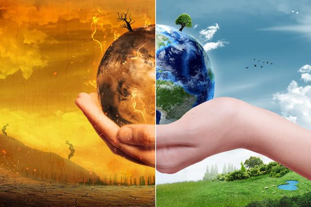 地球温暖化が進むと自社の業績はどうなる??