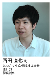 西田 直也 氏