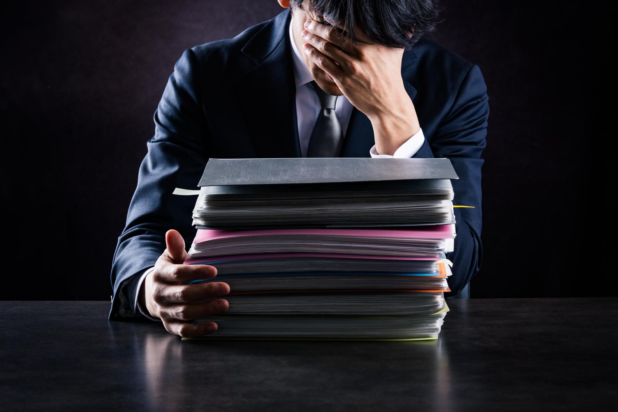「紙文化」から脱却できない経理部門と大阪の都構想否決